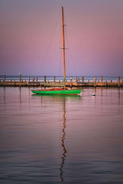 Tranquil Sail Photography Art   nancyney