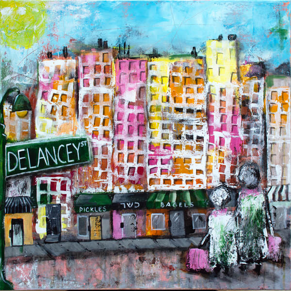 Crossing Delancey   Print