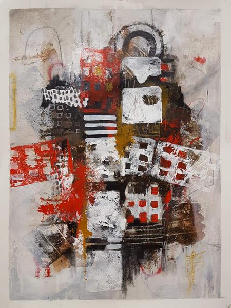 Crossroads | Original Art | Southern Heart Studio, LLC