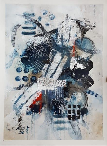 Feeling Blue | Original Painting Art | Southern Heart Studio, LLC