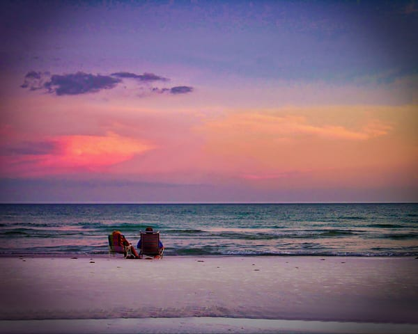 Beach Solitude Photography Art | It's Your World - Enjoy!