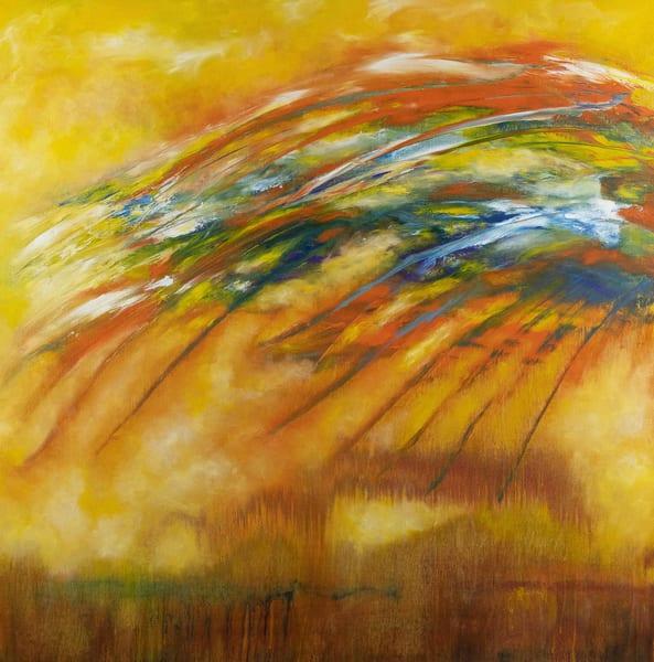 Purchase Original Abstract Oil Paintings | Deb Ondo Wild Art
