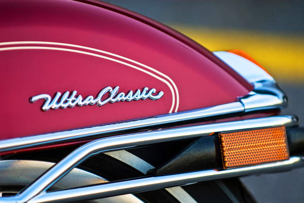Harley Ultra Classic Detail