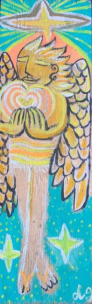 Star Angel Art | DuggArt