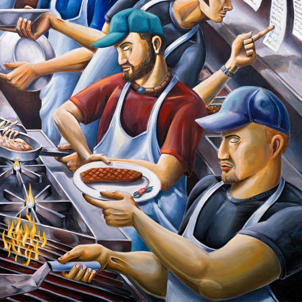 C  Addison Cooks V2 Art | David Spear