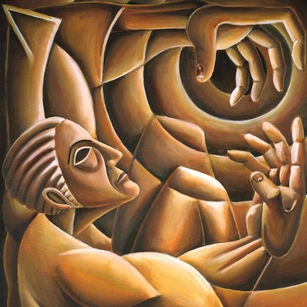 C  Acknowledging The Void 2 Art | David Spear