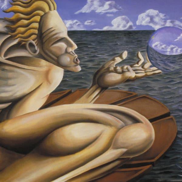 C  Creation Of The Idea Art | David Spear