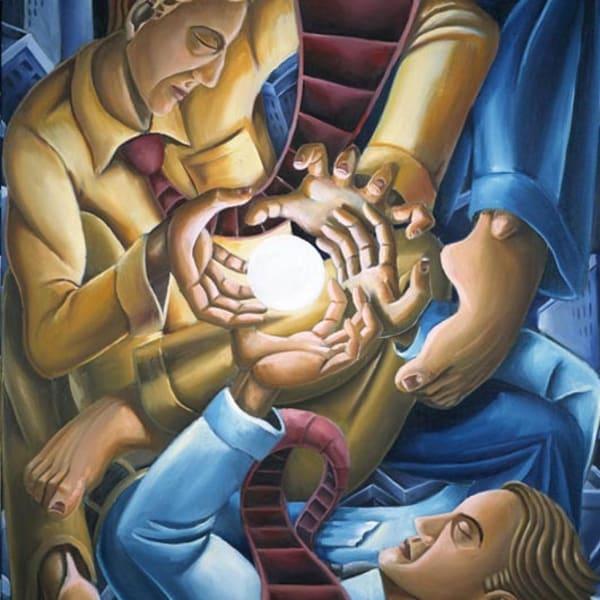 C  Transaction3 Art | David Spear