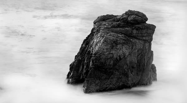 Fine Art Print | Zen Garden Coastal Sea