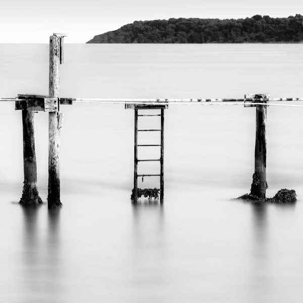 Poole Harbour Jetty Art | Roy Fraser Photographer