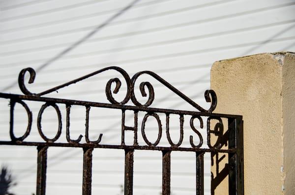 Doll House Gate What Else Photography Art | martinalpert.com