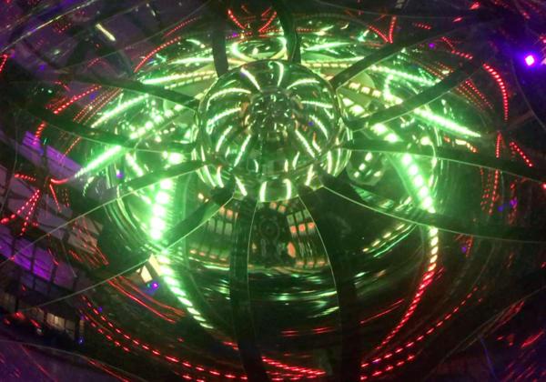 Galaxy Sphere Miniverse | PhotonicBliss
