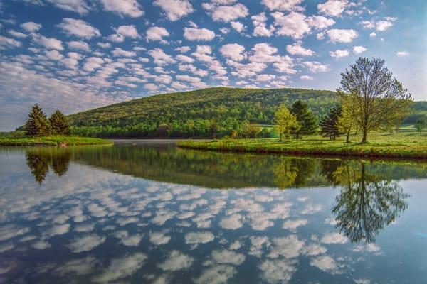 Cottonball Sky Photography Art | David Lawrence Reade