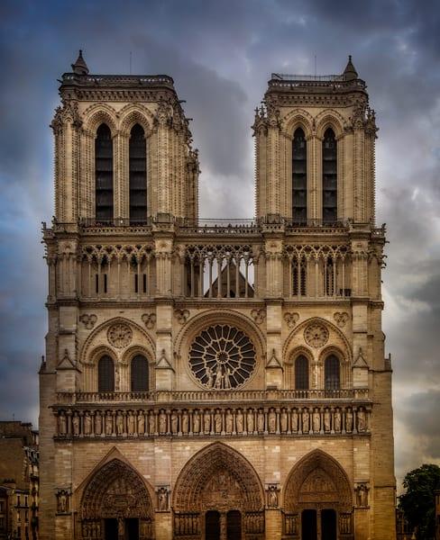 Our Lady of Paris- Notre-Dame