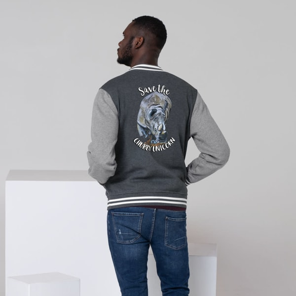 Men's Letterman Jacket | Water+Ink Studios