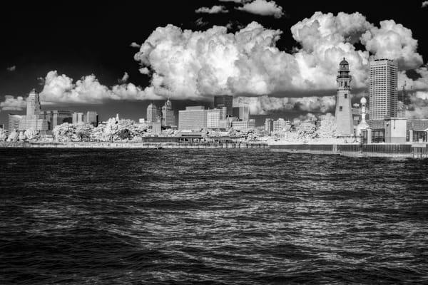 Buffalo Skyline Photography Art | David Lawrence Reade