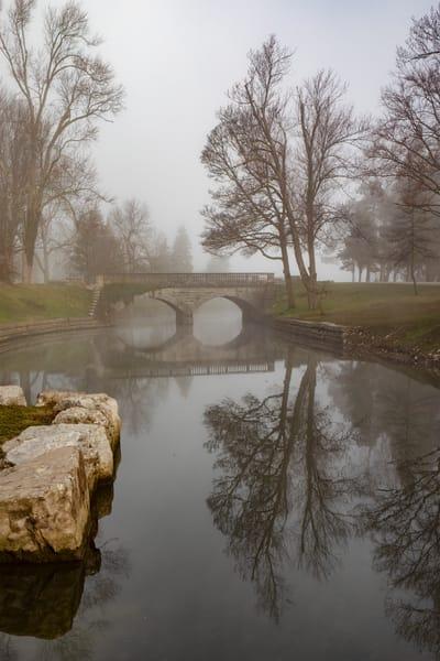 Scajaquada Serenity Photography Art | David Lawrence Reade