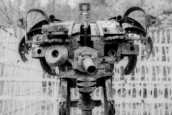 Recycled Parts Photography Art | David Lawrence Reade