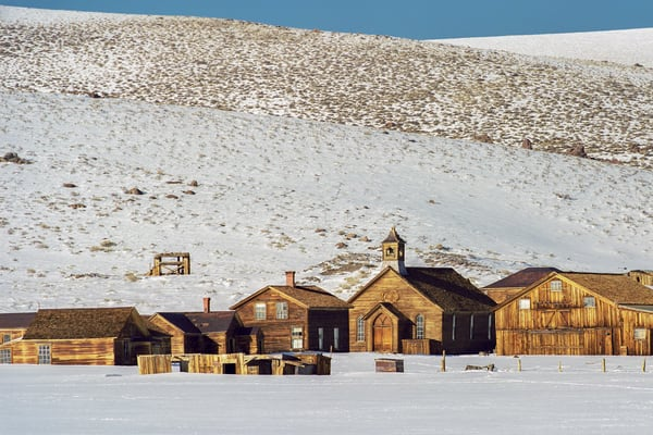 Bodie Ghost Town Photography Art | David Lawrence Reade