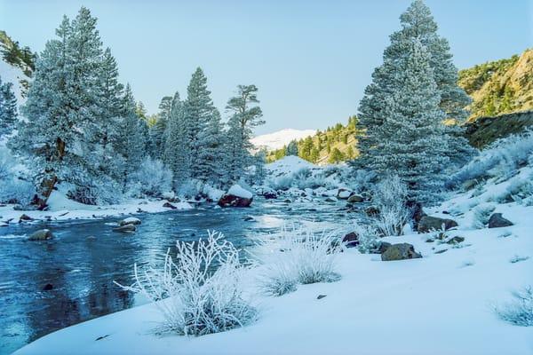 River Rime Photography Art | David Lawrence Reade