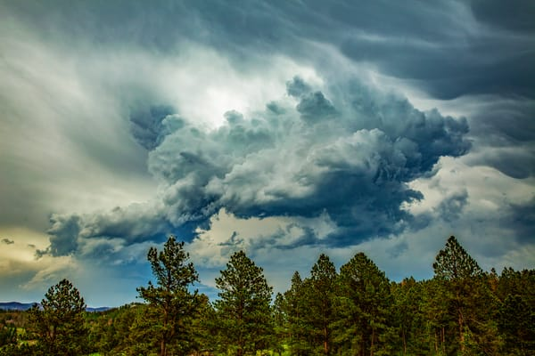 Cloud Creature Photography Art | David Lawrence Reade