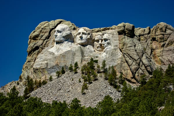 Mount Rushmore (Color) Photography Art | David Lawrence Reade