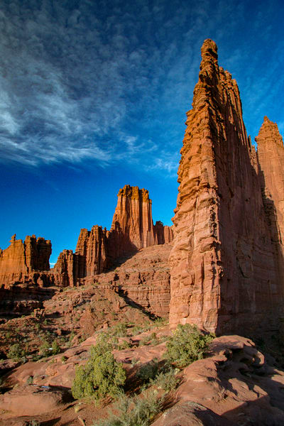 Fisher Towers Photography Art | David Lawrence Reade