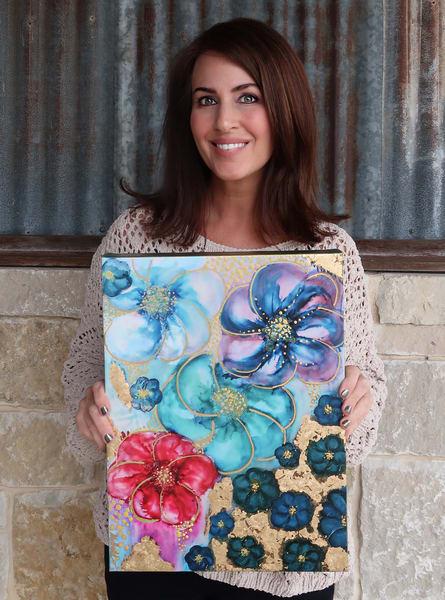 The Takeover Canvas Print Art   Michele Harmon Art