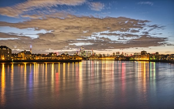 Thames Time And Tide Art | Martin Geddes Photography