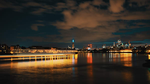 Steamboat On The Thames Art | Martin Geddes Photography