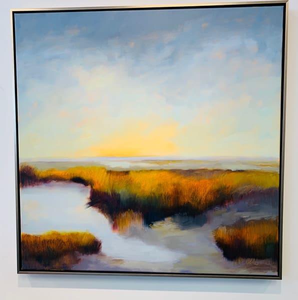 """The Sweet Smell Of Salt Air"" Art | Odile Fine Art"