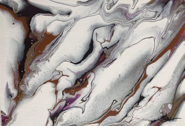 Flow 1  Art | Holly Diann Harris, Visual Artist