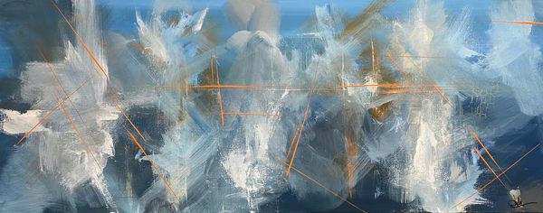 When Doves Fly Art | Holly Diann Harris, Visual Artist