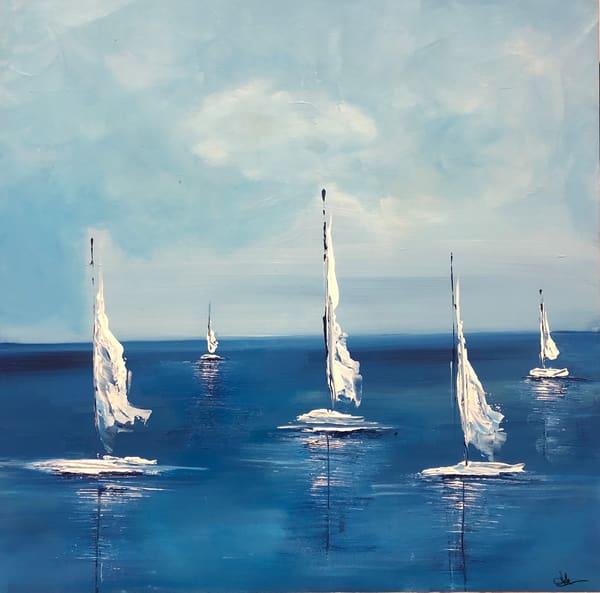 The Sail  Art | Holly Diann Harris, Visual Artist