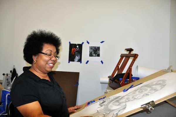 Artist Amy Bryan Art | New Orleans Art Center
