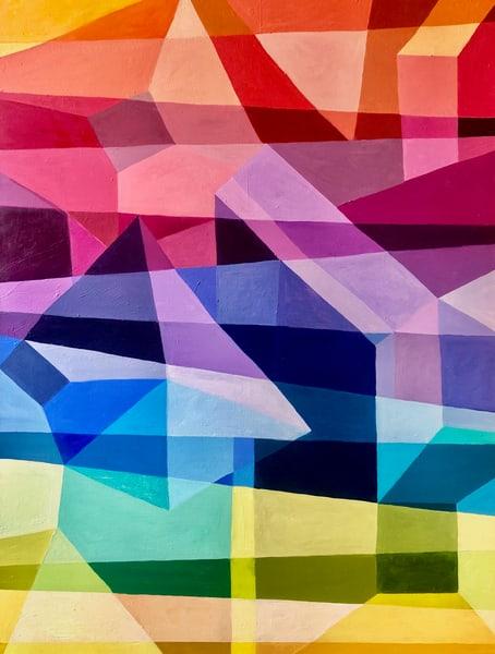 New Dawn (Ar) Art | Mindbender Art