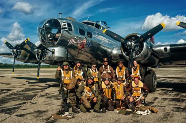 A Yankee Crew Photography Art   Ken Smith Gallery