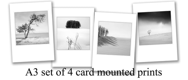 A3 Set Of 4 Postcards | Roy Fraser Photographer