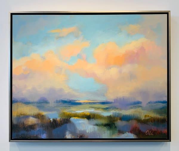 """A Momentary Distraction"" Art | Odile Fine Art"