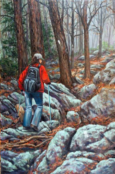Following Guidance Art   Roxana Sinex Art