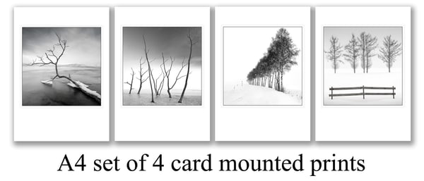 Postcard Set A4 (210mm X 297mm) | Roy Fraser Photographer
