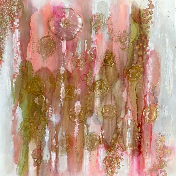 Coral Blush Art | Michele Harmon Art