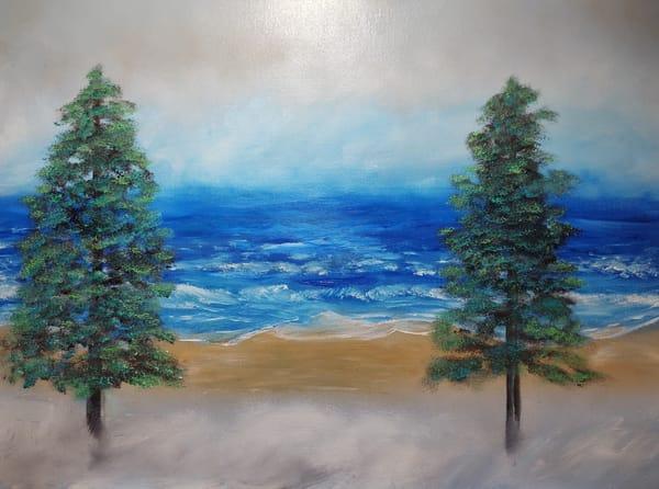 Ocean View Art | Artist Ron Turner