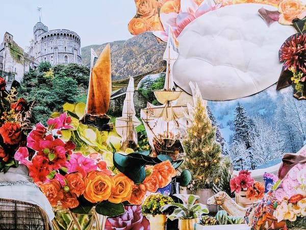 Kingdom Voyage Art | Andi Garbarino Fine Art