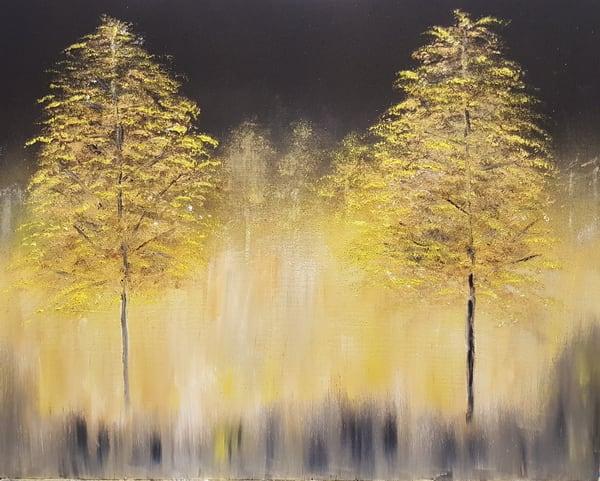 Trees Of Gold Art | Artist Ron Turner