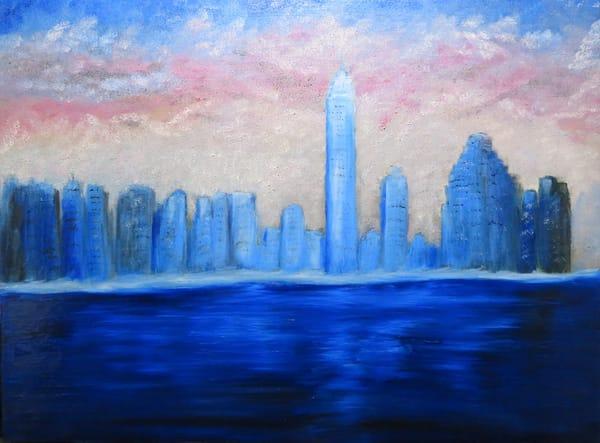 New York In Pixio Art | Artist Ron Turner