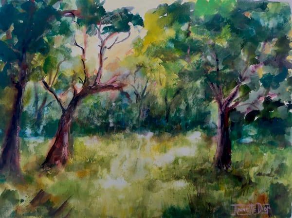Wisconsin Morning Lght Art | vibrant art studio, Art by Annette Dion McGowan