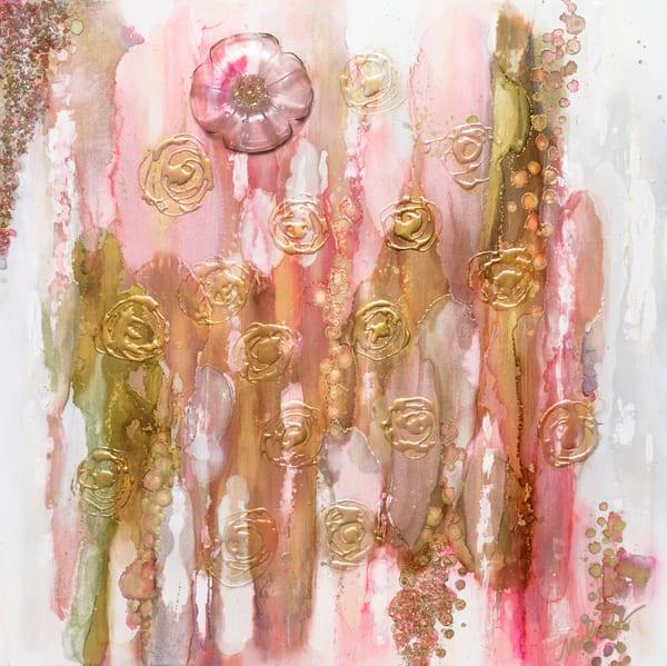 Coral Blush Print Art | Michele Harmon Art