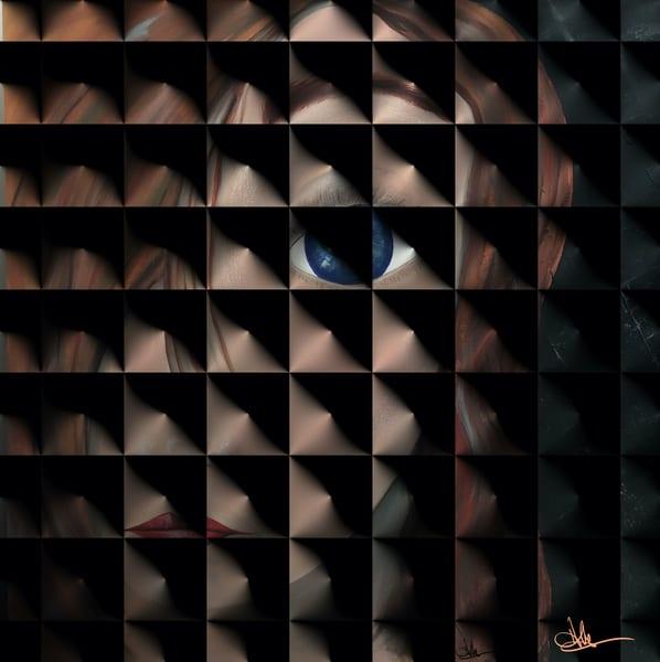 Isabelle In Solitude  Art | Holly Diann Harris, Visual Artist