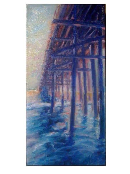 Ventura Pier Art   Nosco Fine Art